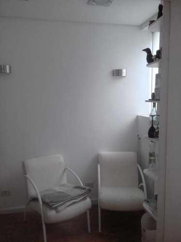 Apartamento, código 3453 em Santos, bairro Boqueirão