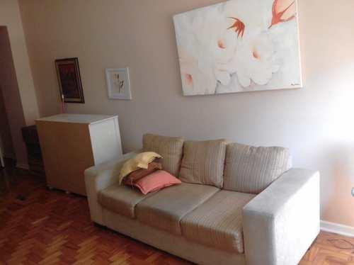 Apartamento, código 3454 em Santos, bairro Boqueirão