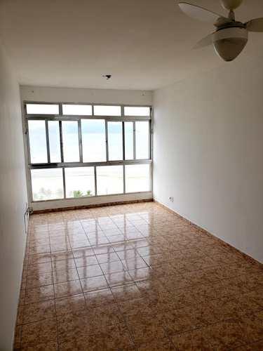 Apartamento, código 3464 em São Vicente, bairro Itararé