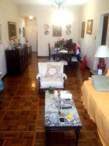 Apartamento, código 3471 em Santos, bairro Aparecida