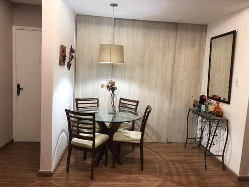 Apartamento, código 3485 em Santos, bairro Marapé