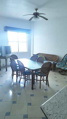 Apartamento, código 3487 em Santos, bairro José Menino