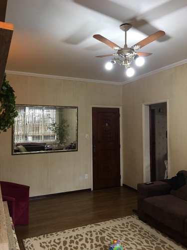 Apartamento, código 3490 em Santos, bairro Gonzaga