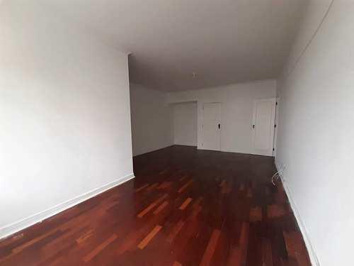 Apartamento, código 3498 em Santos, bairro José Menino