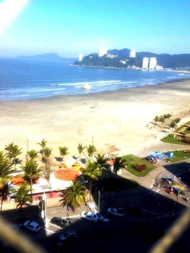 Apartamento, código 3501 em Santos, bairro José Menino