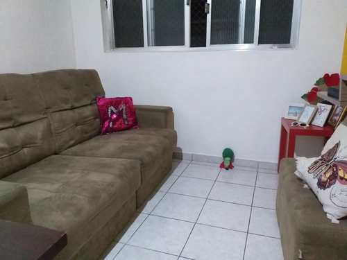 Apartamento, código 3503 em Santos, bairro Macuco