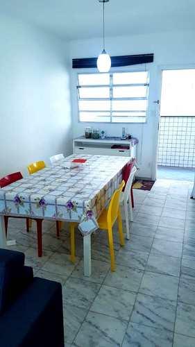 Apartamento, código 3508 em Santos, bairro José Menino