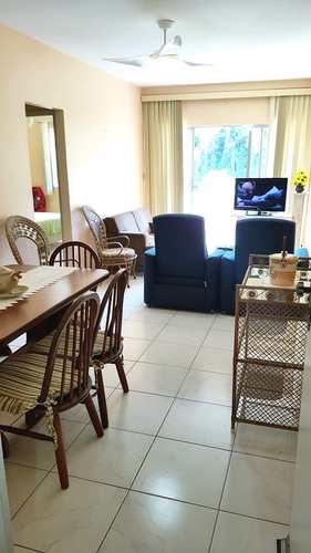 Apartamento, código 3511 em São Vicente, bairro Itararé