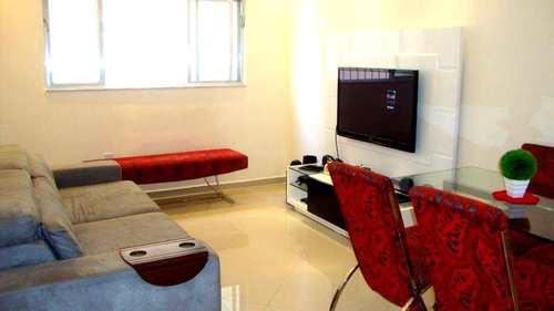 Apartamento, código 3520 em Santos, bairro Campo Grande