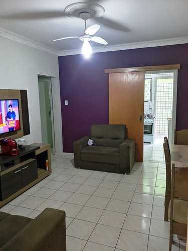Apartamento, código 3524 em Santos, bairro Marapé