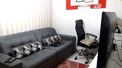 Sala Living, código 3528 em São Vicente, bairro Itararé