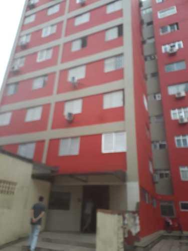 Apartamento, código 3546 em Santos, bairro Saboó