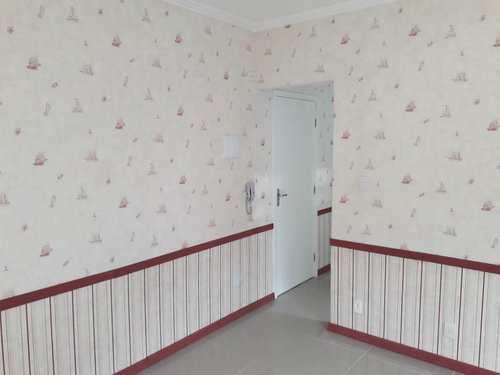 Sala Living, código 3554 em São Vicente, bairro Itararé