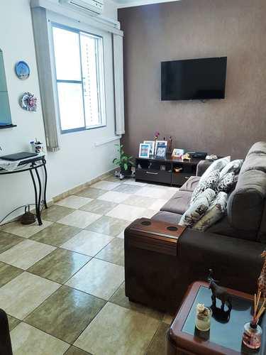 Apartamento, código 3576 em Santos, bairro José Menino