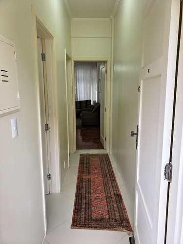 Apartamento, código 3588 em São Vicente, bairro Itararé