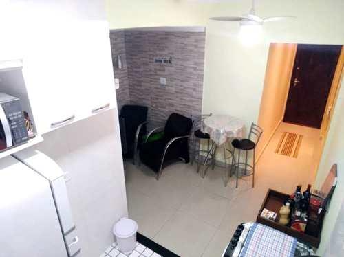 Apartamento, código 3589 em Santos, bairro José Menino