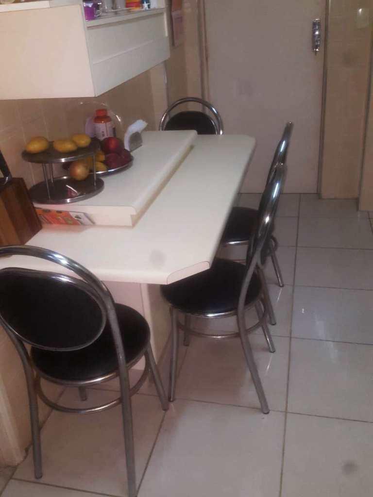 Apartamento em Santos, no bairro Pompéia