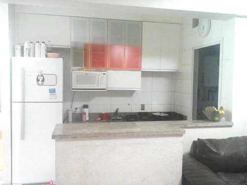 Apartamento, código 3598 em Santos, bairro José Menino