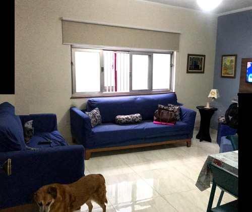 Apartamento, código 3606 em Santos, bairro Boqueirão