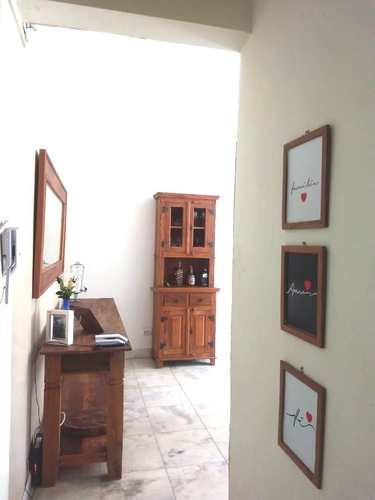 Apartamento, código 3616 em Santos, bairro José Menino