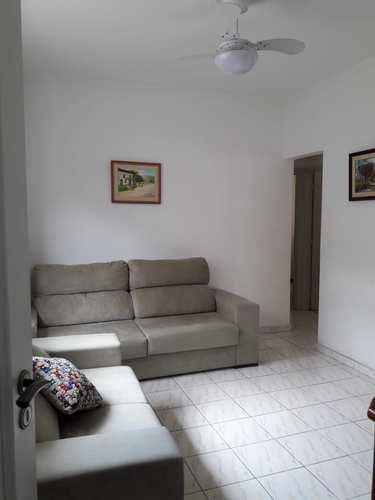 Apartamento, código 3637 em Santos, bairro Marapé
