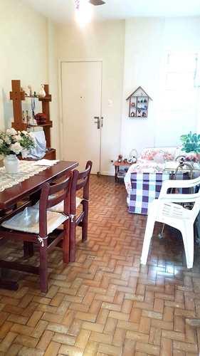 Apartamento, código 3650 em Santos, bairro José Menino