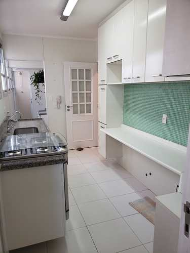 Apartamento, código 3658 em Santos, bairro José Menino