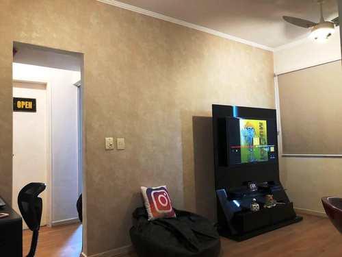 Apartamento, código 3666 em Santos, bairro José Menino