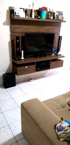 Apartamento, código 3671 em São Vicente, bairro Centro