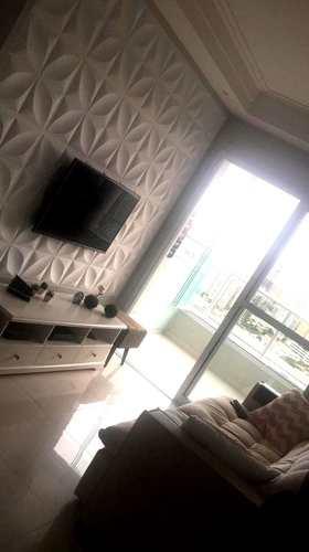 Apartamento, código 3701 em Santos, bairro Campo Grande