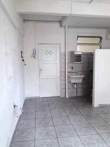 Kitnet, código 3708 em Santos, bairro José Menino