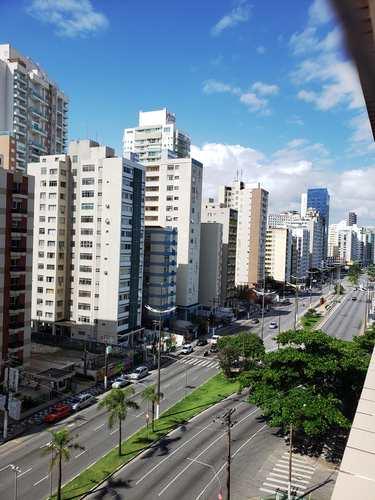 Apartamento, código 3713 em Santos, bairro José Menino
