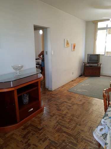 Apartamento, código 3714 em Santos, bairro José Menino