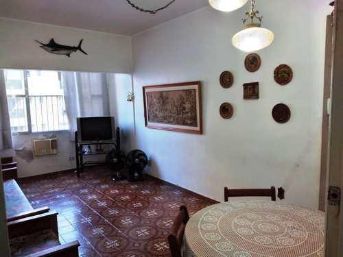 Apartamento, código 3729 em Santos, bairro Pompéia