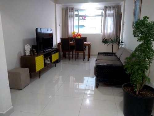 Apartamento, código 3735 em Santos, bairro José Menino