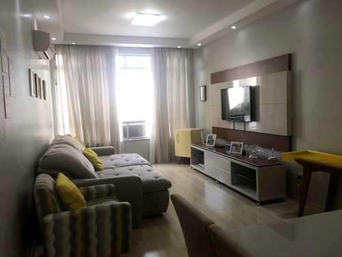 Apartamento, código 3758 em Santos, bairro Pompéia
