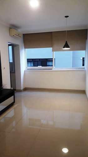 Apartamento, código 3772 em Santos, bairro Boqueirão