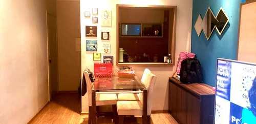 Apartamento, código 3825 em Santos, bairro Areia Branca