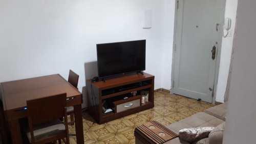 Apartamento, código 3838 em Santos, bairro José Menino