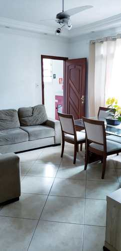 Apartamento, código 3848 em Santos, bairro Marapé