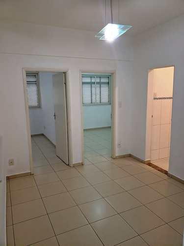 Apartamento, código 3896 em Santos, bairro José Menino