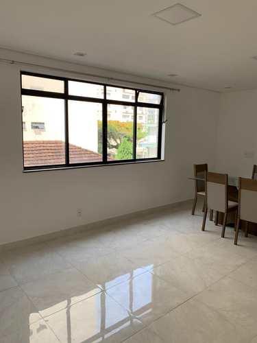 Apartamento, código 3899 em Santos, bairro Aparecida