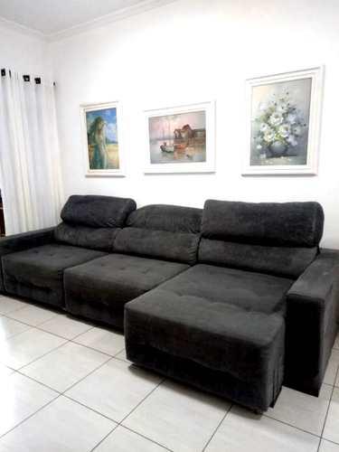Apartamento, código 3908 em Santos, bairro Pompéia