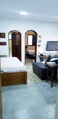 Apartamento, código 3924 em Santos, bairro José Menino