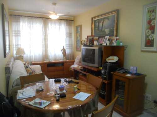Apartamento, código 3940 em Santos, bairro José Menino