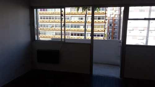 Apartamento, código 3956 em Santos, bairro Gonzaga