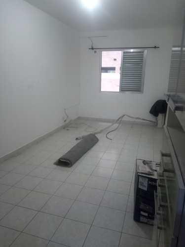 Kitnet, código 3961 em São Vicente, bairro Itararé