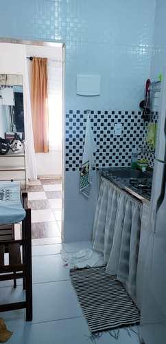 Kitnet, código 3965 em São Vicente, bairro Itararé