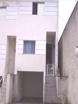 Sobrado de Condomínio, código 2668 em São Bernardo do Campo, bairro Paulicéia