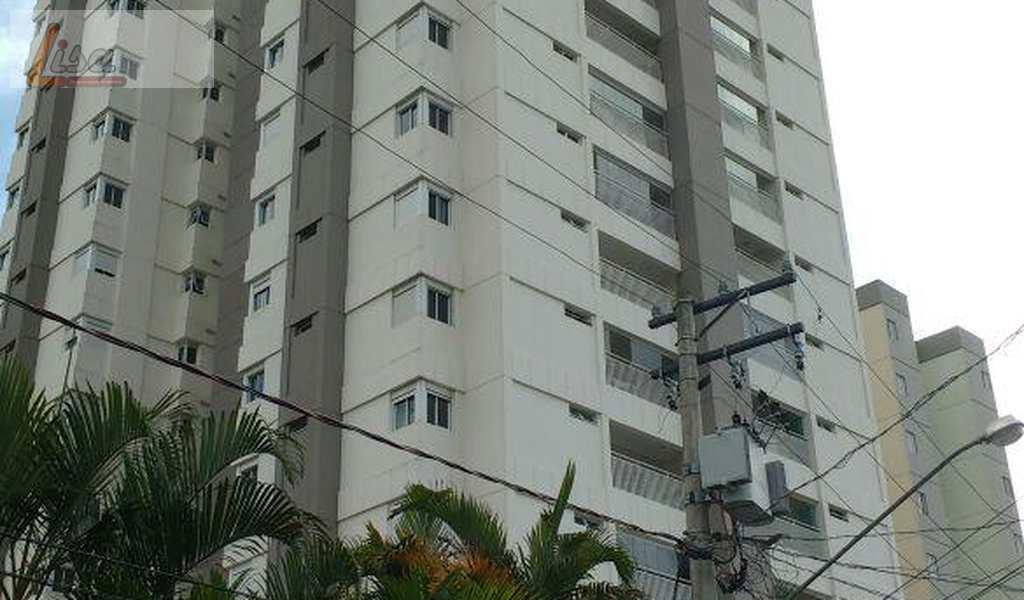 Apartamento em Santo André, bairro Vila Valparaíso
